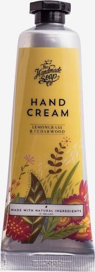 The Handmade Soap Hand Cream in White, Item view