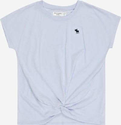 Abercrombie & Fitch Shirt in opal / schwarz, Produktansicht