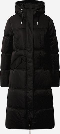 Superdry Manteau d'hiver 'MICROFIBRE DUVET COAT' en noir, Vue avec produit