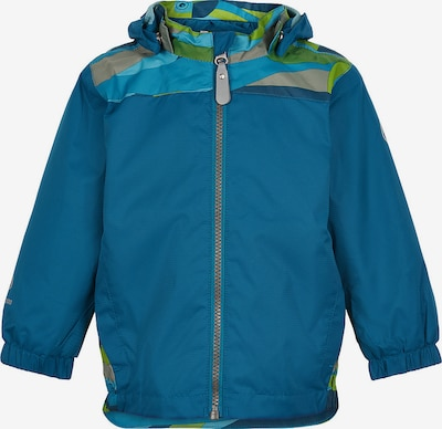 COLOR KIDS Outdoorjacke in blau / mischfarben, Produktansicht