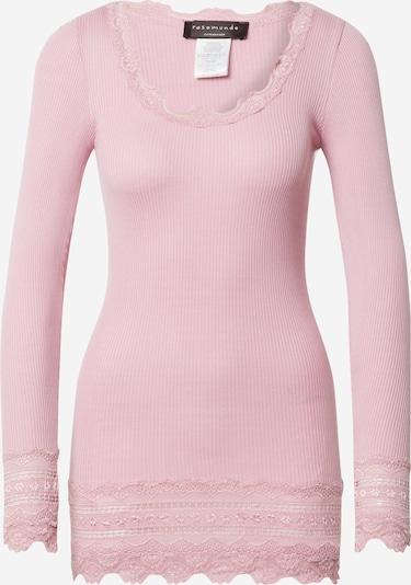 rosemunde T-shirt en rose, Vue avec produit