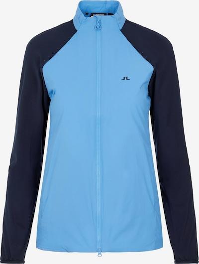 J.Lindeberg Jacke in blau, Produktansicht