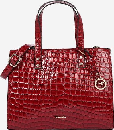TAMARIS Cabas 'Diana' en rouge, Vue avec produit