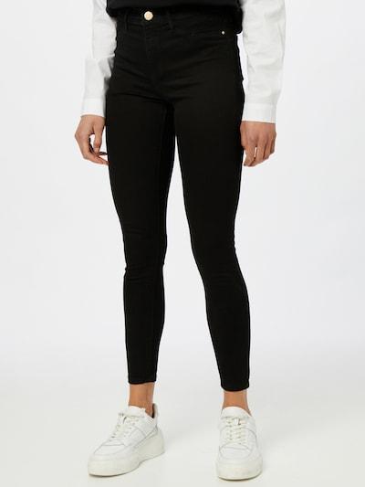 River Island Jeans 'MOLLY' in black denim, Modelansicht