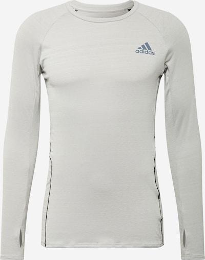 ADIDAS PERFORMANCE Funkcionalna majica | svetlo siva barva, Prikaz izdelka