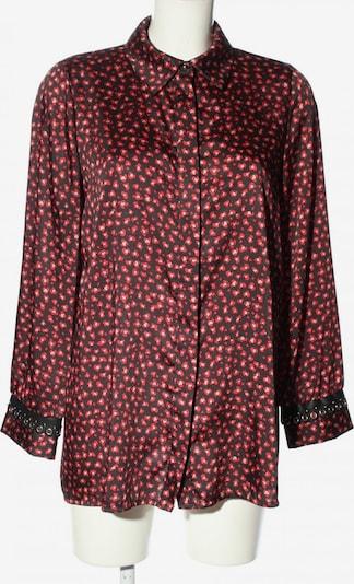 Motel Hemd-Bluse in S in braun / rot / weiß, Produktansicht