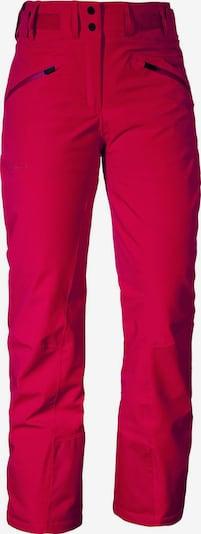 Schöffel Skihose 'Horberg' in rot, Produktansicht
