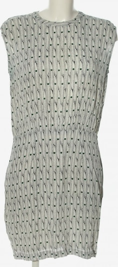 BRUUNS BAZAAR Blusenkleid in M in grün / schwarz / weiß, Produktansicht