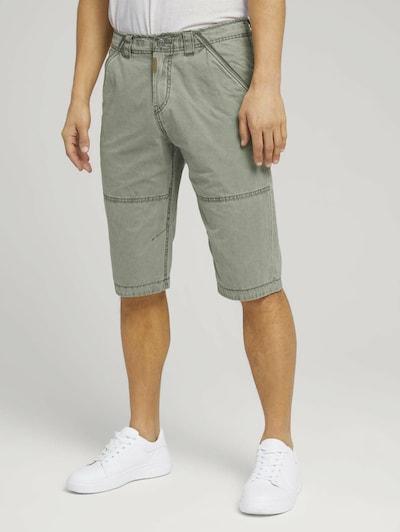 TOM TAILOR Chino kalhoty - khaki, Model/ka