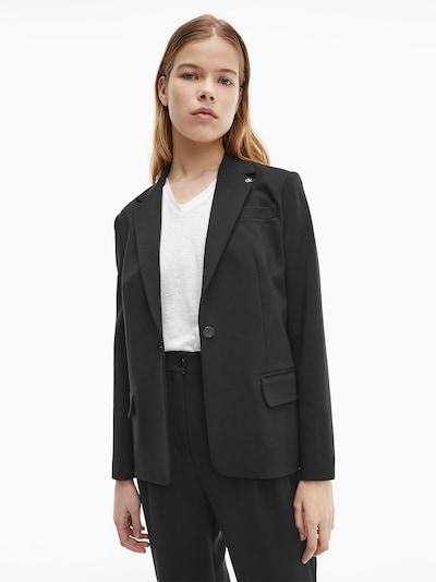 Calvin Klein Blazer in schwarz, Modelansicht