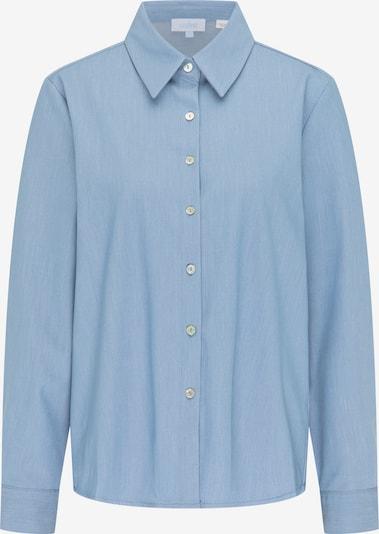 Camicia da donna usha BLUE LABEL di colore blu, Visualizzazione prodotti
