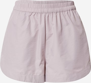 NORR Hose 'Cora' in Lila