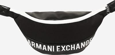 ARMANI EXCHANGE Ľadvinka - čierna / biela, Produkt