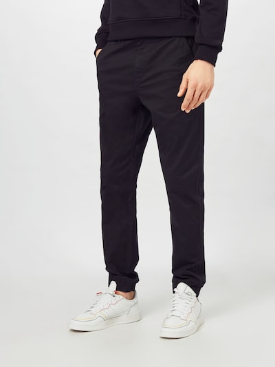 Only & Sons Chino trousers 'CAM' in black, View model