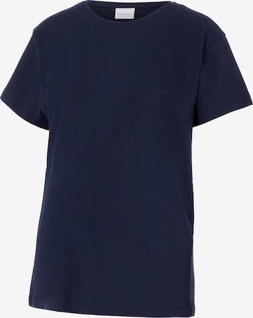MAMALICIOUS Tričko 'SOPHIA' - Modrá