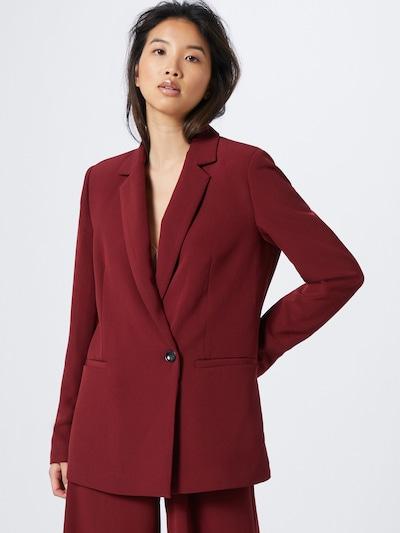 VERO MODA Blazer 'Cameron' in wine red, View model