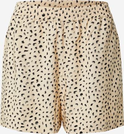 EDITED Pantalón 'Ember' en beige / negro, Vista del producto