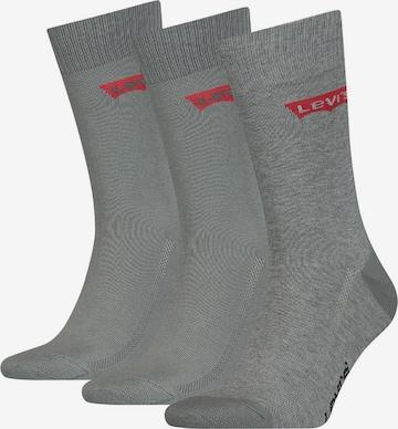 LEVI'S Socks in Grey