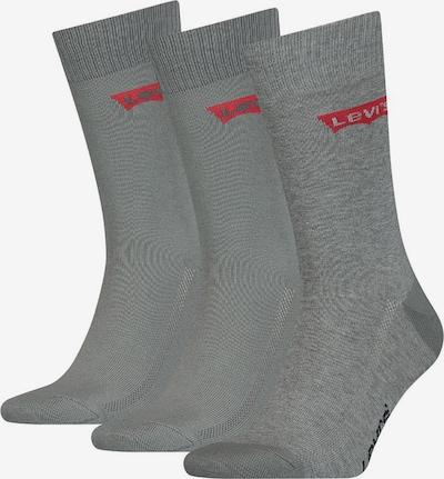 LEVI'S Socken in basaltgrau, Produktansicht