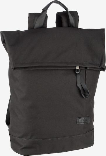 ZWEI Kurierrucksack ' Benno  ' in schwarz, Produktansicht