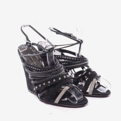 Barbara Bui Sandals & High-Heeled Sandals in 37 in Black, Item view