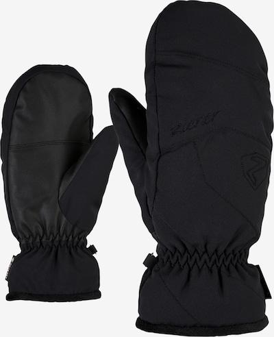 ZIENER Skihandschuhe 'KARRIL GTX MITTEN' in schwarz, Produktansicht