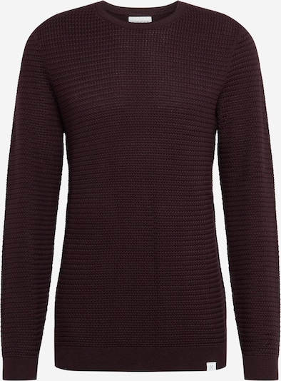 NOWADAYS Pullover in bordeaux, Produktansicht