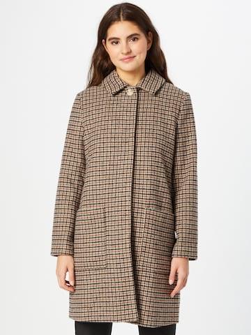 Cappotto di mezza stagione 'BOARA' di Designers Society in marrone