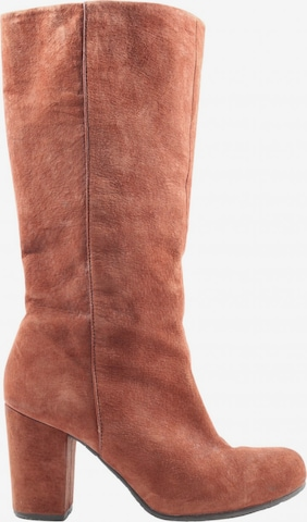 Only Pink High Heel Stiefel in 37 in Braun