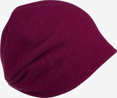 LOEVENICH Beanie ' aus Wolle ' in magenta, Produktansicht