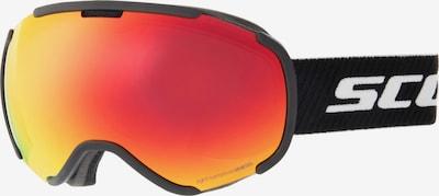 SCOTT Sports Glasses 'Faze II LS' in Black / White, Item view
