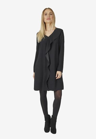 DANIEL HECHTER Kleid in schwarz, Modelansicht