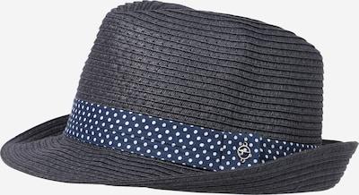 TAMARIS Chapeaux 'Trilby' en marine, Vue avec produit