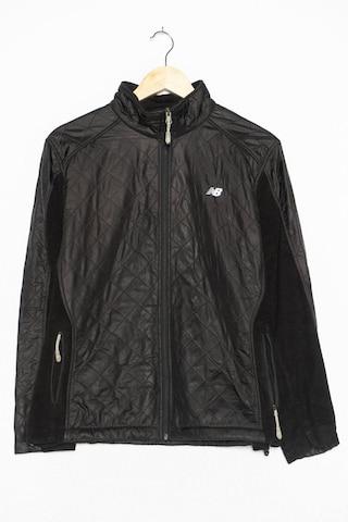 new balance Jacket & Coat in M in Black