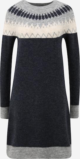 Vero Moda Tall Kleid 'SIMONE' in beige / navy / hellgrau, Produktansicht