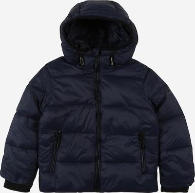 Marc O'Polo Junior Zimska jakna u tamno plava / crna, Pregled proizvoda