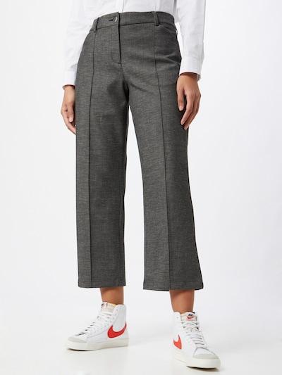 Someday Pantalon 'Conner' in de kleur Donkergrijs, Modelweergave