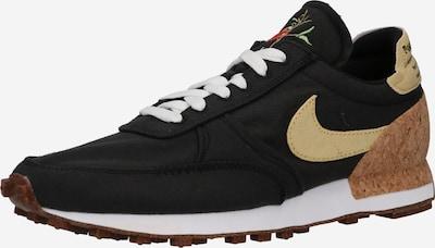 Sneaker low Nike Sportswear pe maro deschis / verde / roșu / negru, Vizualizare produs
