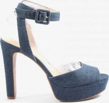 JESSICA SIMPSON High Heels & Pumps in 38 in Blue