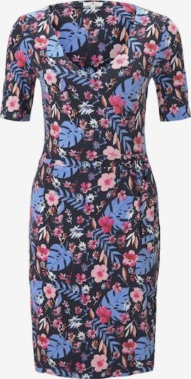 TOM TAILOR Kleid in mischfarben, Produktansicht