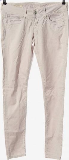 Pepe Jeans Röhrenhose in L in wollweiß, Produktansicht