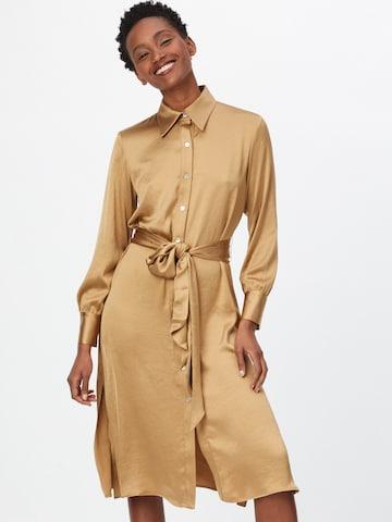 SAND COPENHAGEN Blusekjoler 'Hedvig' i beige