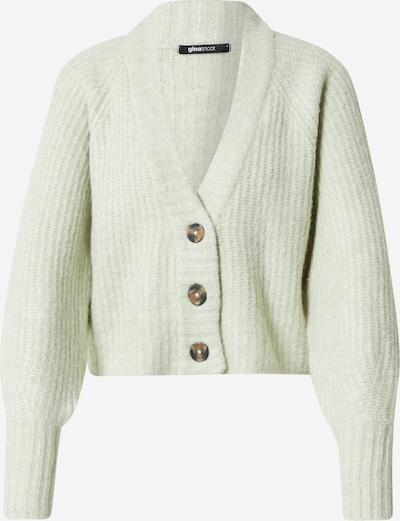 Gina Tricot Knit Cardigan 'Kayla' in Light green, Item view