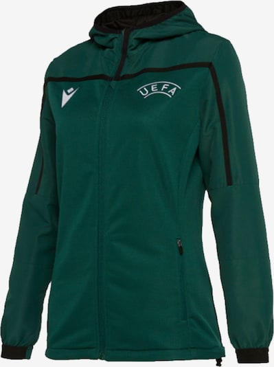 MACRON Jacke in dunkelgrün, Produktansicht
