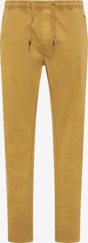 Pantalon chino DreiMaster Vintage en jaune