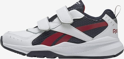 REEBOK Sneaker in dunkelblau / rot / weiß: Frontalansicht