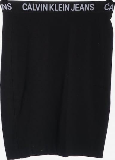Calvin Klein Jeans Minirock in XS in schwarz / weiß, Produktansicht