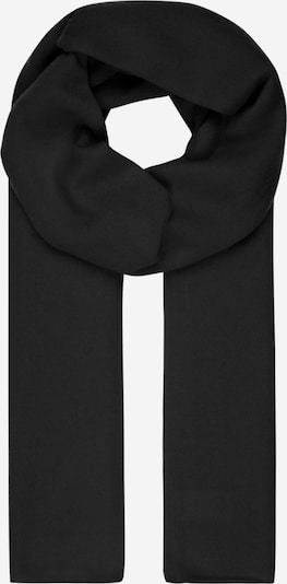 Cashmere Stories Schal in schwarz, Produktansicht