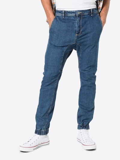Cotton On Džíny - modrá džínovina, Model/ka