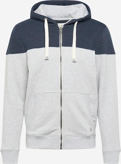 Džemperis iš TOM TAILOR , spalva - tamsiai mėlyna / šviesiai pilka, Prekių apžvalga